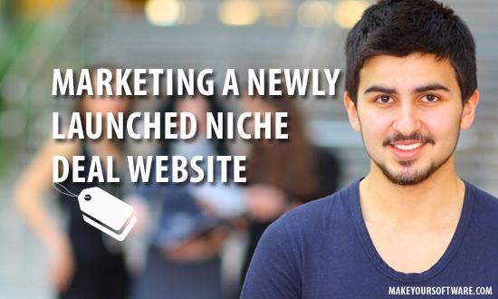 Marketing-a-deal-website