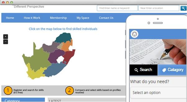 portfolio directory website