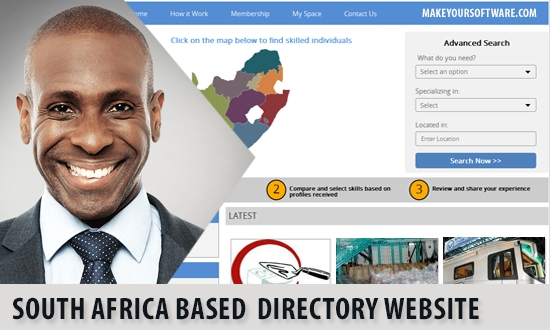 south africa directory website